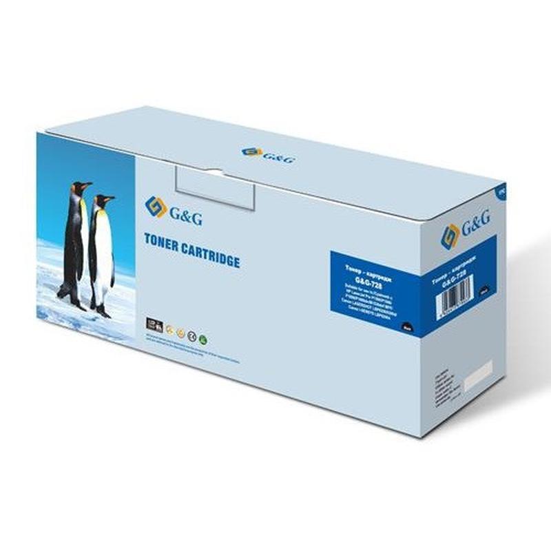Картридж G&G для HP 1010, 1020, Canon LBP-2900, LBP-3000