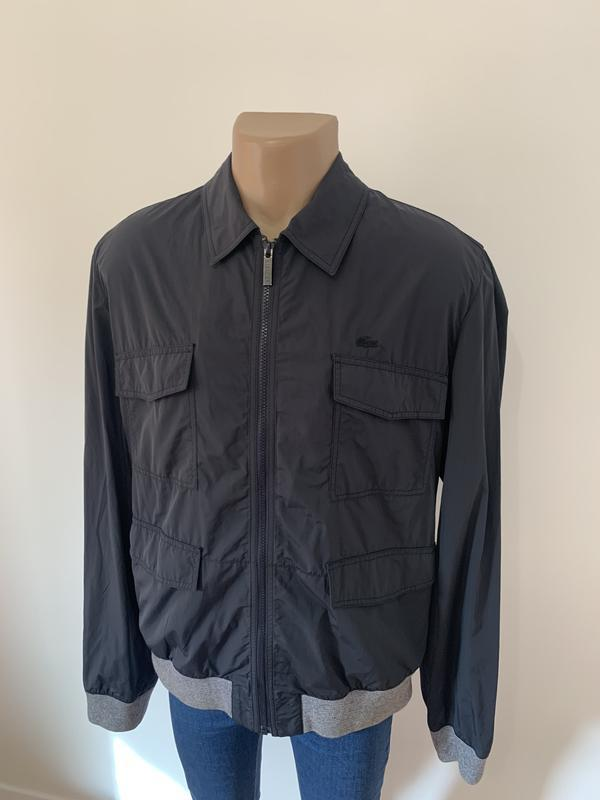 Куртка ветровка вітровка lacoste