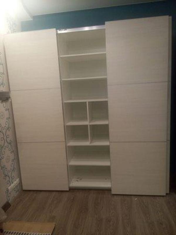 Сборка мебели в Киеве и области  ,любой сложности