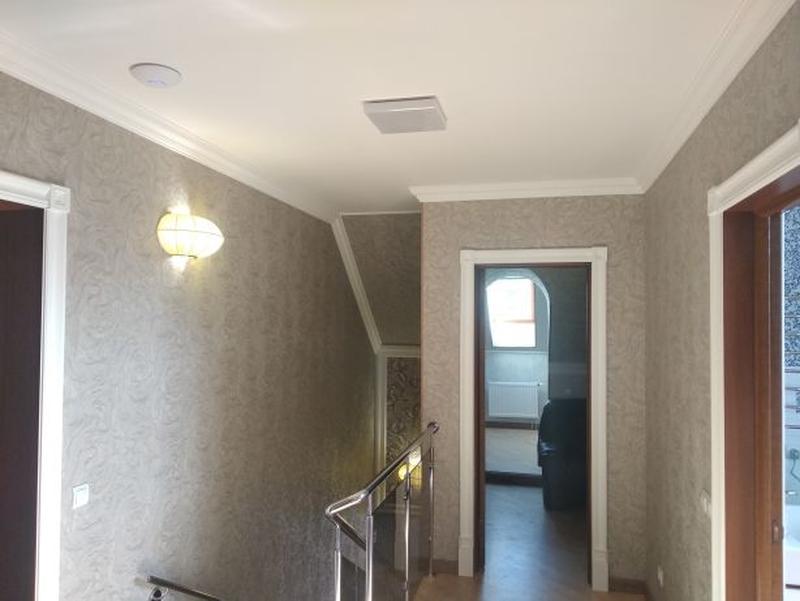 Покраска потолков и стен