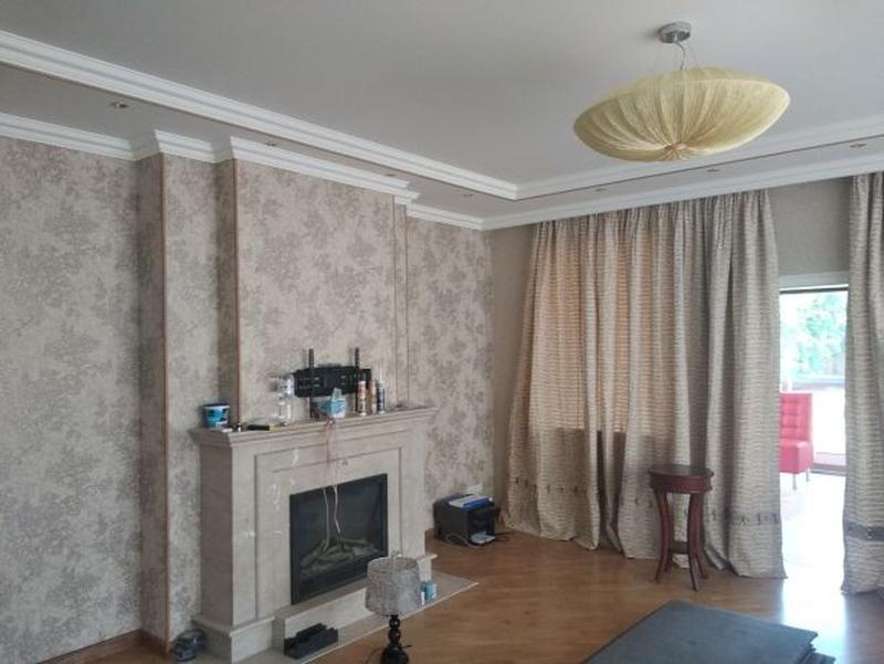 Покраска потолков и стен - Фото 2