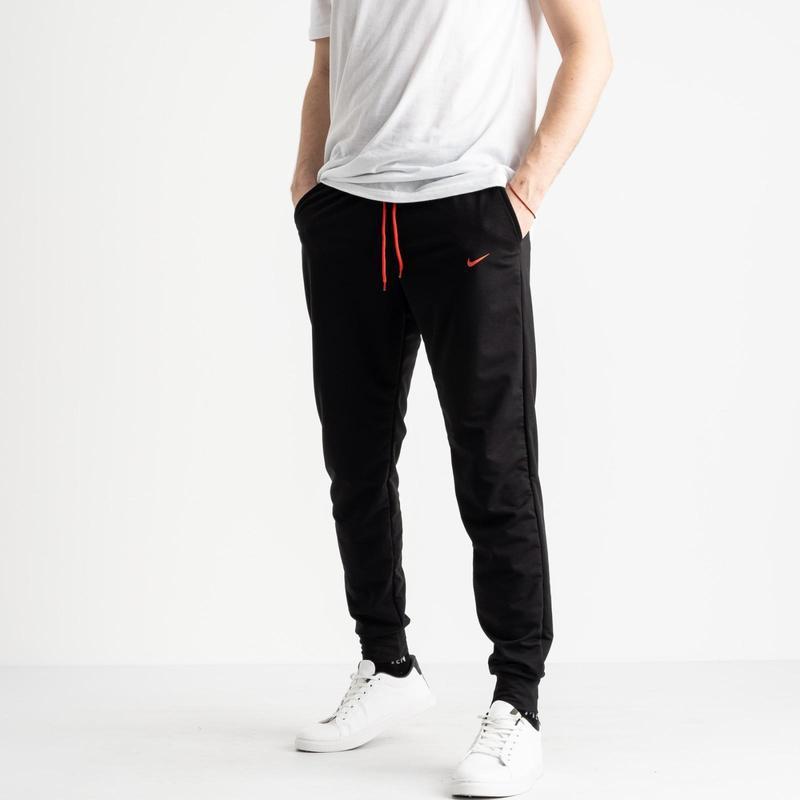 Спортивные штаны, спортивки мужские, черные, спортивні штани