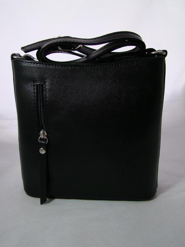 Женская кожаная сумка s0410 - Фото 4