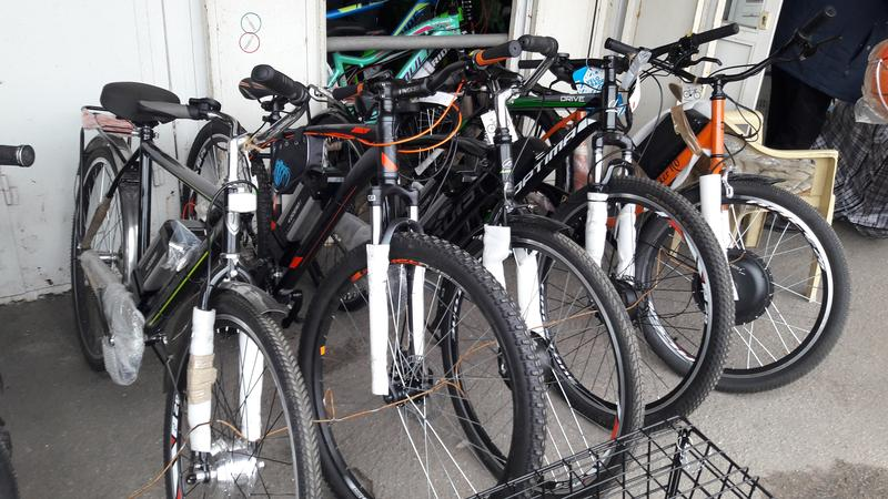 Электро-велосипеды - Фото 4