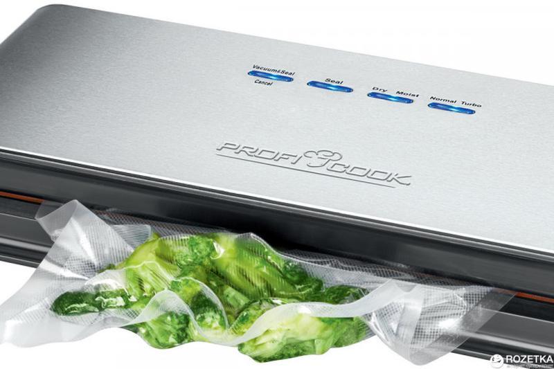 Вакуумный упаковщик Profi Cook® PC-VK 1080 120 Вт Germany - Фото 2