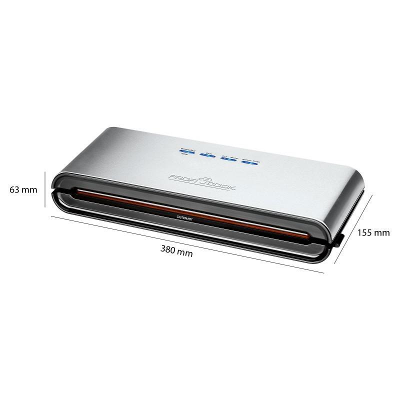 Вакуумный упаковщик Profi Cook® PC-VK 1080 120 Вт Germany - Фото 7