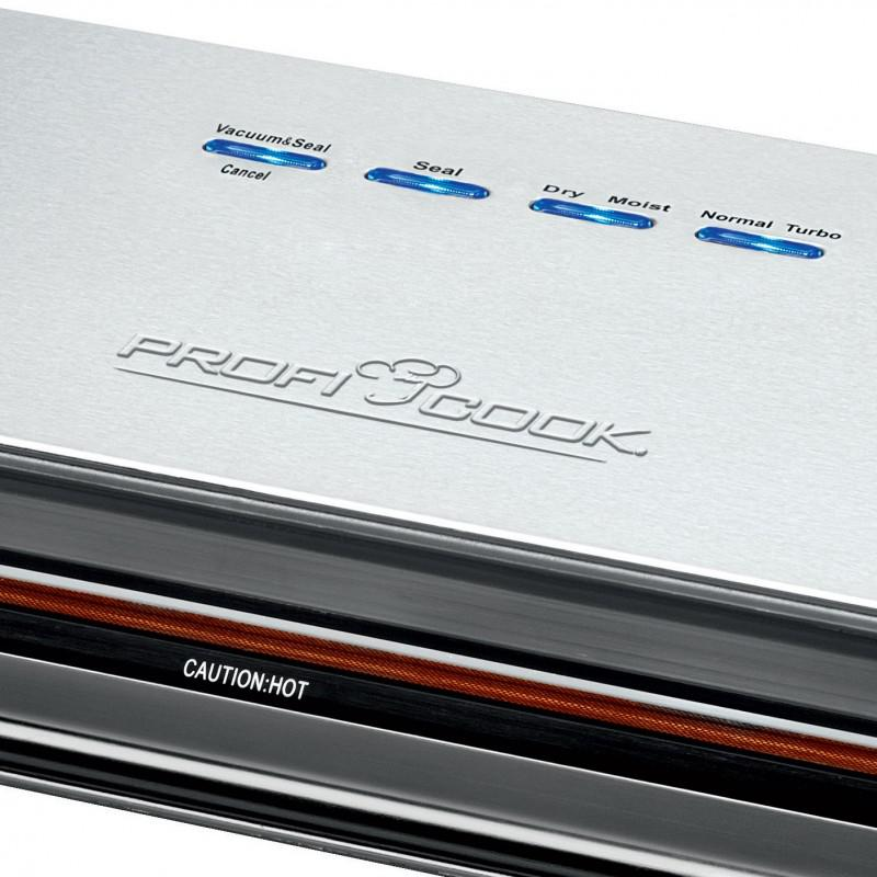 Вакуумный упаковщик Profi Cook® PC-VK 1080 120 Вт Germany - Фото 4