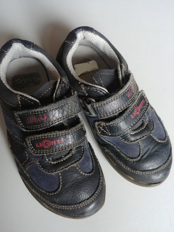 Кроссовки туфли clarks 7f