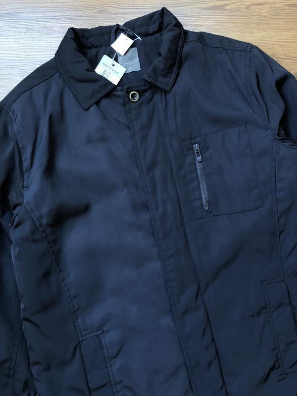Мужская куртка на весну, осень - Фото 5