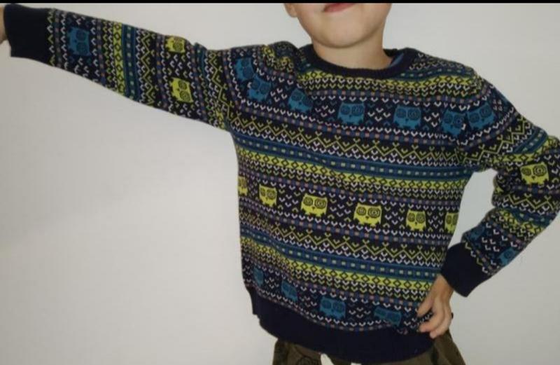 Свитшот/ свитер детский