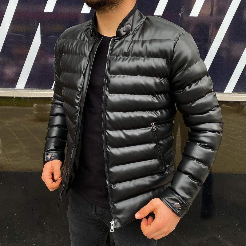 Мужская куртка мужская одежда - Фото 2