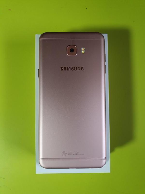 Мобільний телефон Samsung C7010 Galaxy С7 PRO 64GB (Pink) - Фото 4