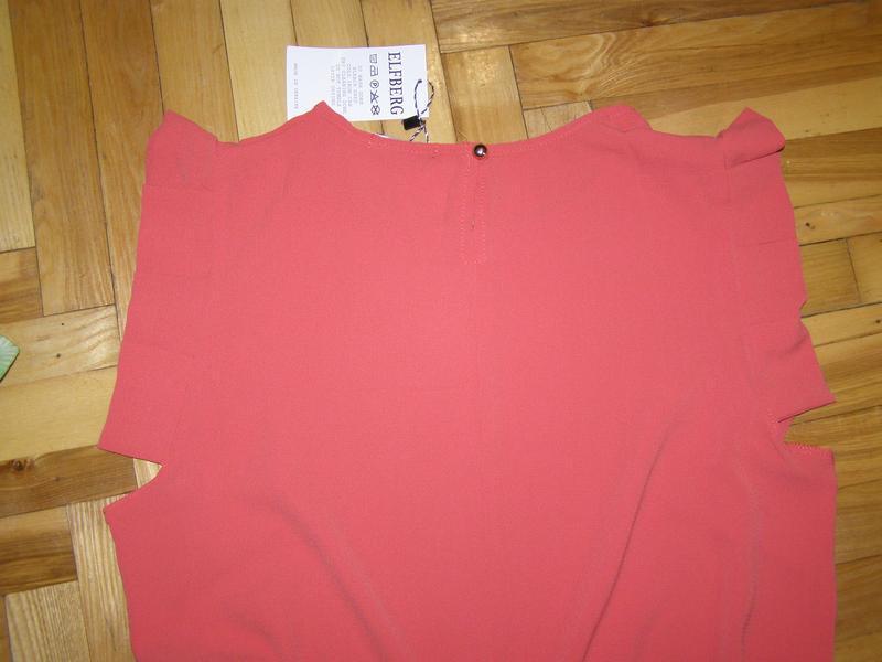 Распродажаааааа!!!! новая шифоновая блузка - Фото 2