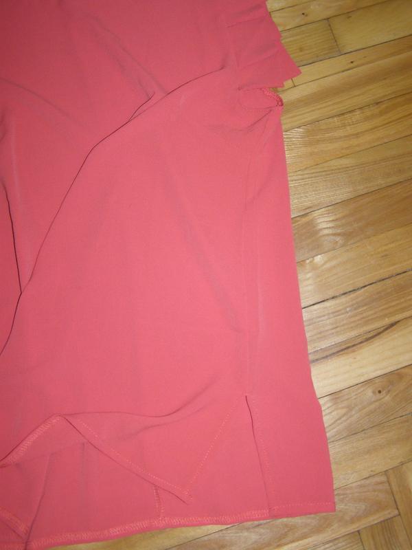 Распродажаааааа!!!! новая шифоновая блузка - Фото 3