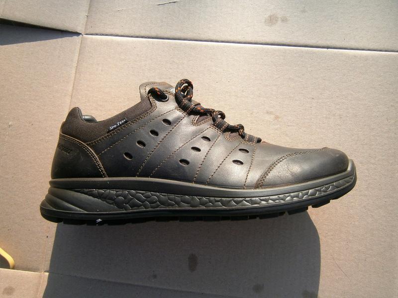 Кросівки grisport 14021 spo-tex vibram оригінал натуральна кожа