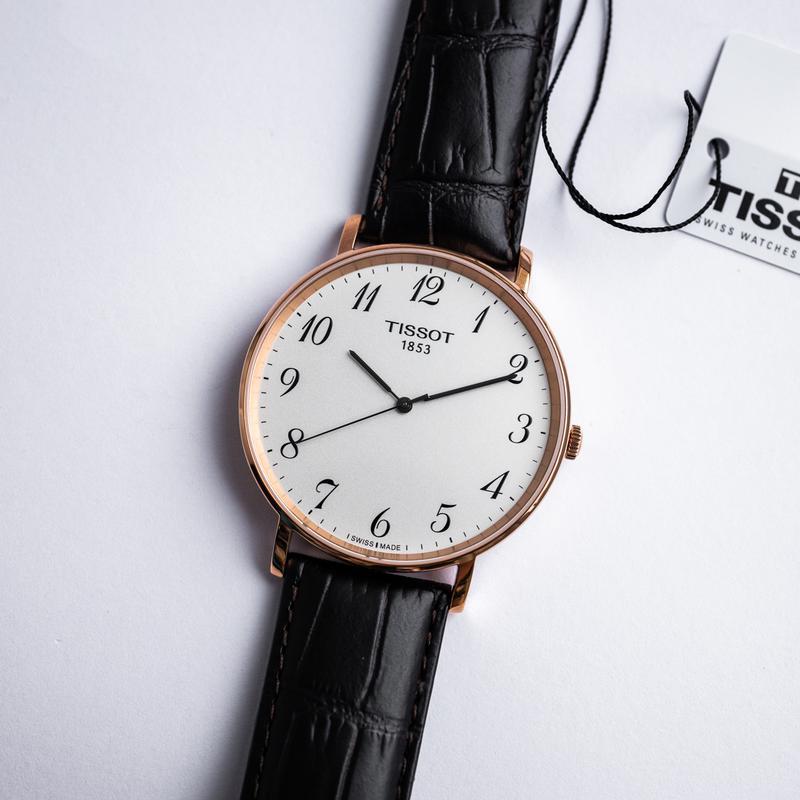 Наручные мужские часы Tissot - оригинал, Швейцария - Фото 2