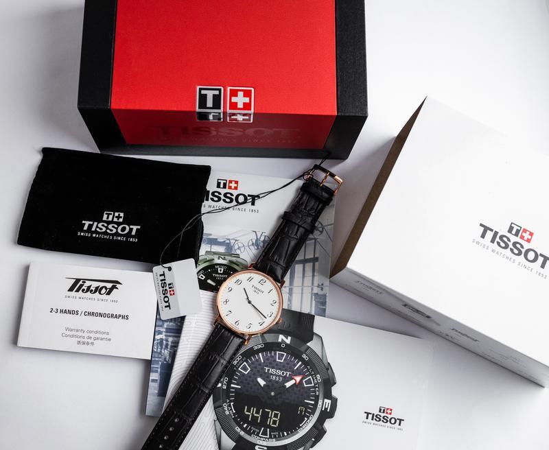 Наручные мужские часы Tissot - оригинал, Швейцария - Фото 6