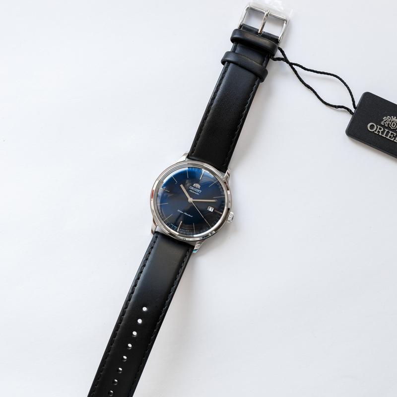 Наручные часы Orient Bambino (2nd generation) Blue - Фото 2