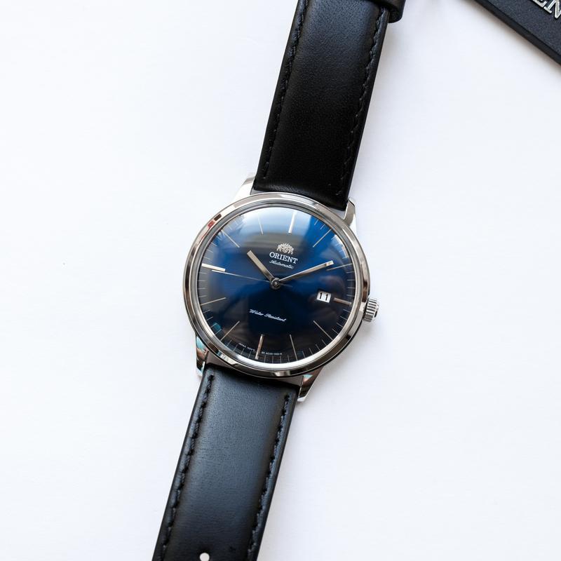 Наручные часы Orient Bambino (2nd generation) Blue