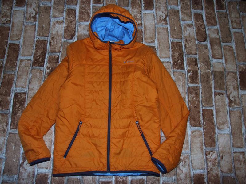 Куртка ветровка утепленная мальчику 13-14 лет