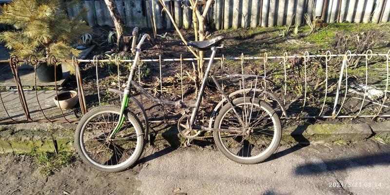 Велосипед Десна