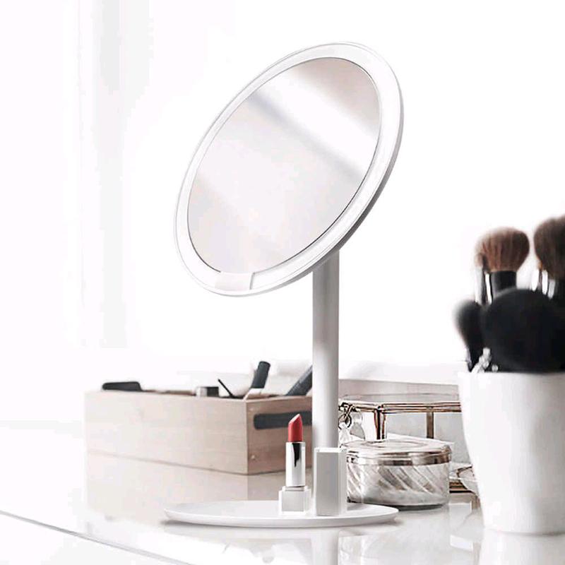 Зеркало портативное с подсветкой Xiaomi Amiro Mini 6.5 портативно - Фото 9