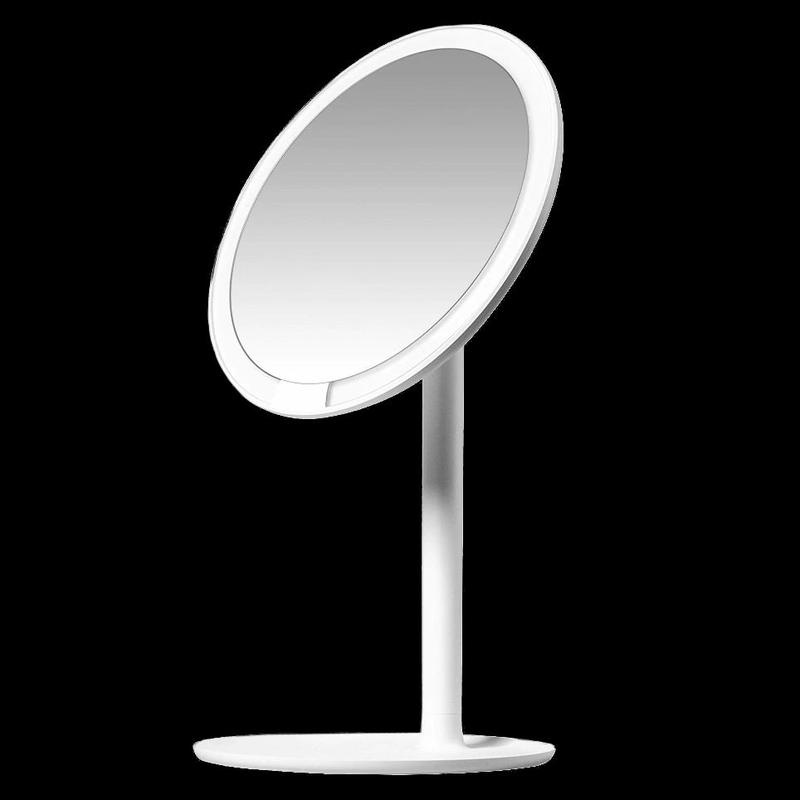 Зеркало портативное с подсветкой Xiaomi Amiro Mini 6.5 портативно - Фото 10