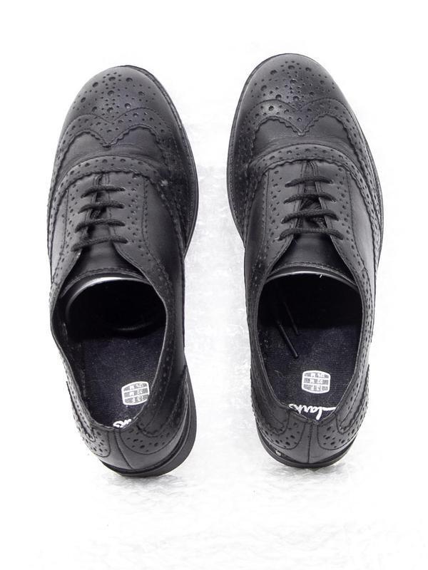 Формение туфли кожаные на девочку сlarks  р 32 - 20 см состоян... - Фото 5