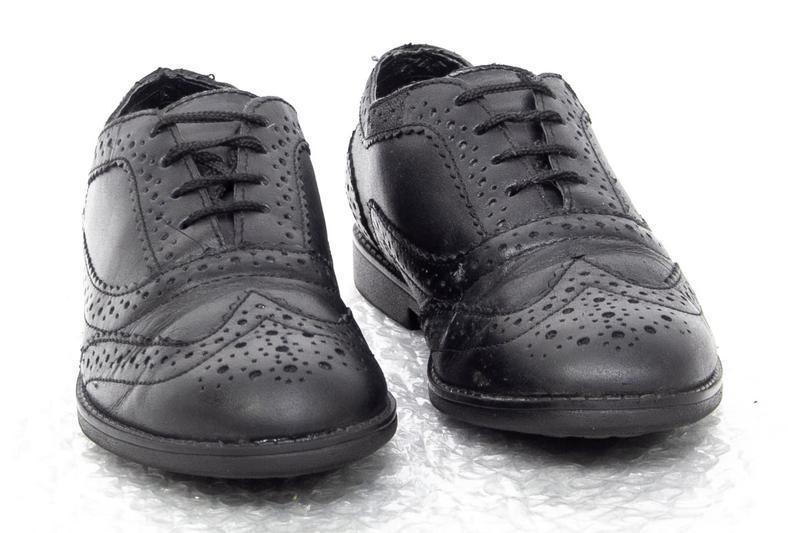 Формение туфли кожаные на девочку сlarks  р 32 - 20 см состоян... - Фото 6