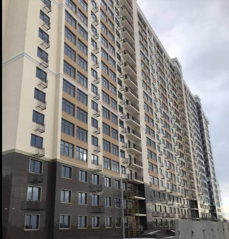 1-комнатная квартира в Жемчужине.