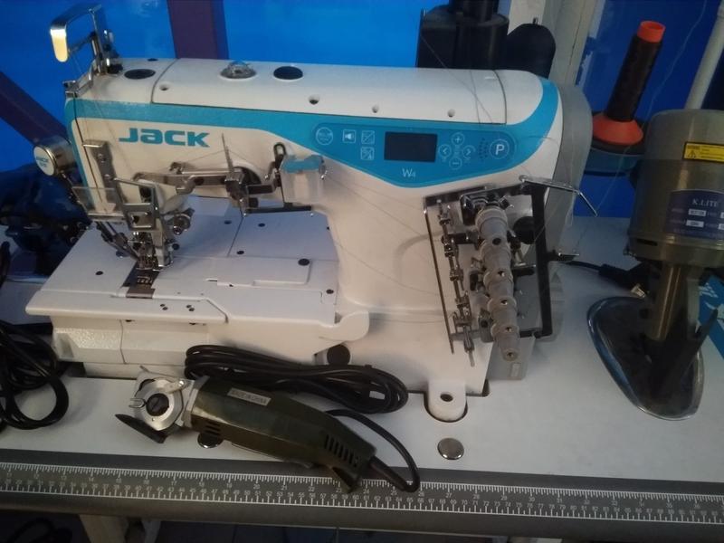 Новые швейные промышленные машины - Фото 3