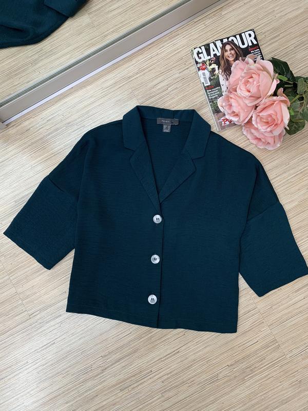 Идеальная блуза свободного кроя