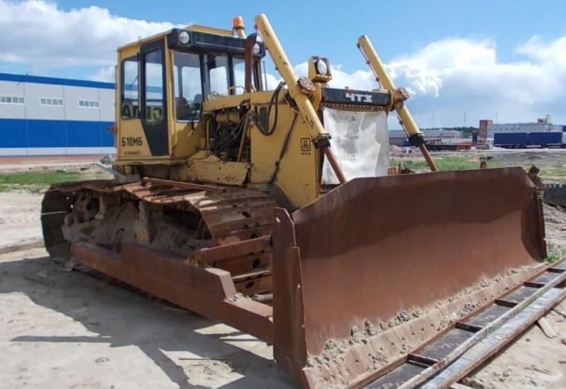 Земельные работы, Бульдозер Т10М.0111 - аренда трактора