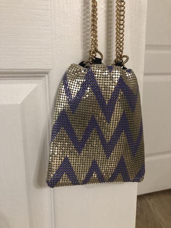 Маленькая сумка на цепочке asos, новая!