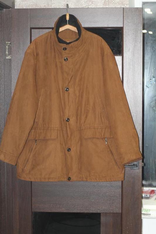 Мужская куртка morella демисезонная до -10