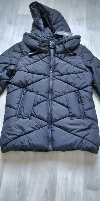 Продам новую женскую тёплую куртку с капюшоном - Фото 8