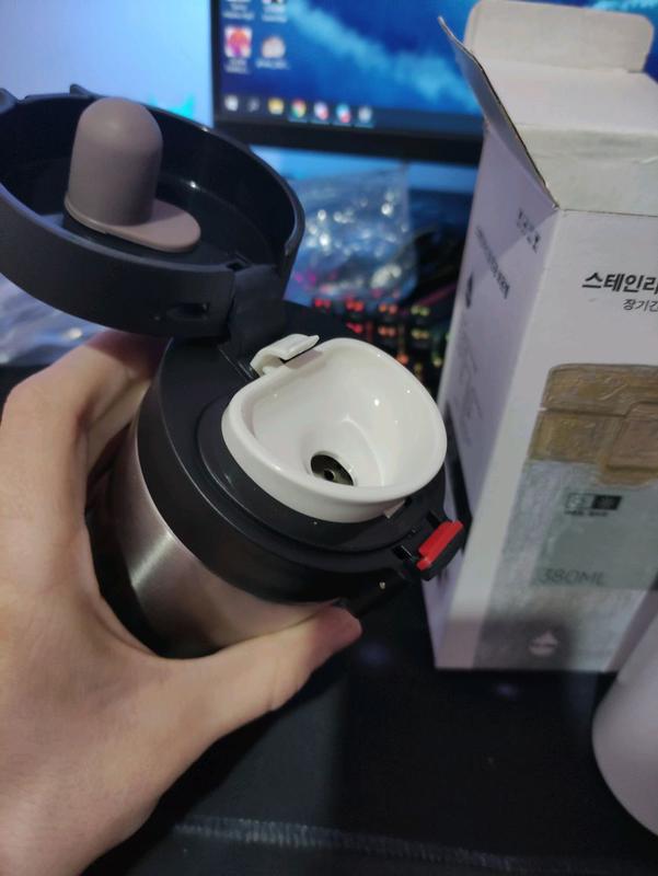 Термокружка из нержавеющей стали ZOOOBE, термос, кофейная кружка - Фото 6
