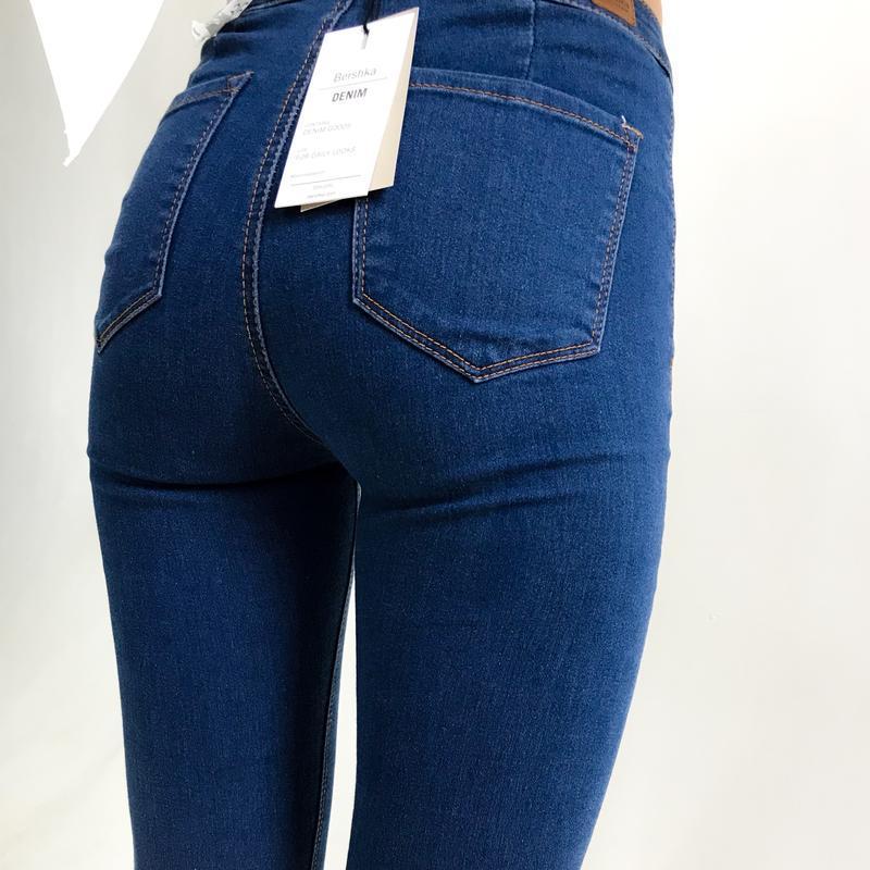 Джегинсы bershka скинни джинсы новые