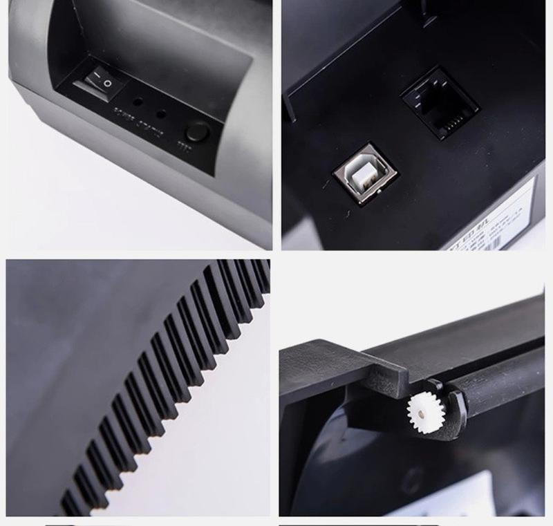 POS ПОС Система сканер штрих кода + Принтер чека + Програма - Фото 4