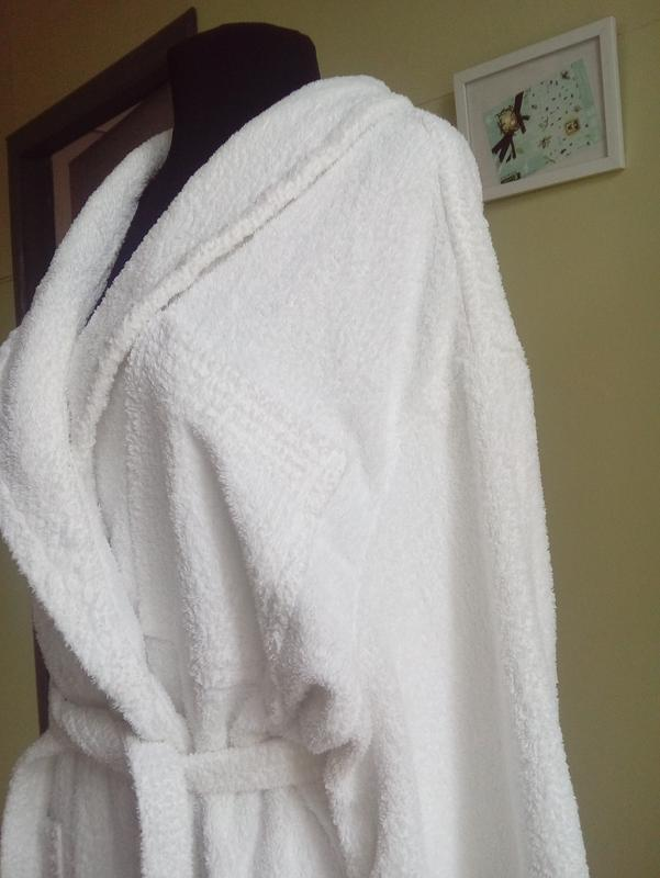 Махровый халат - Фото 3