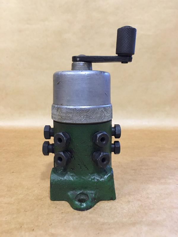 Насос плунжерный - лубрикатор 212 (С17-12М), 106П (С18-11М) - Фото 4