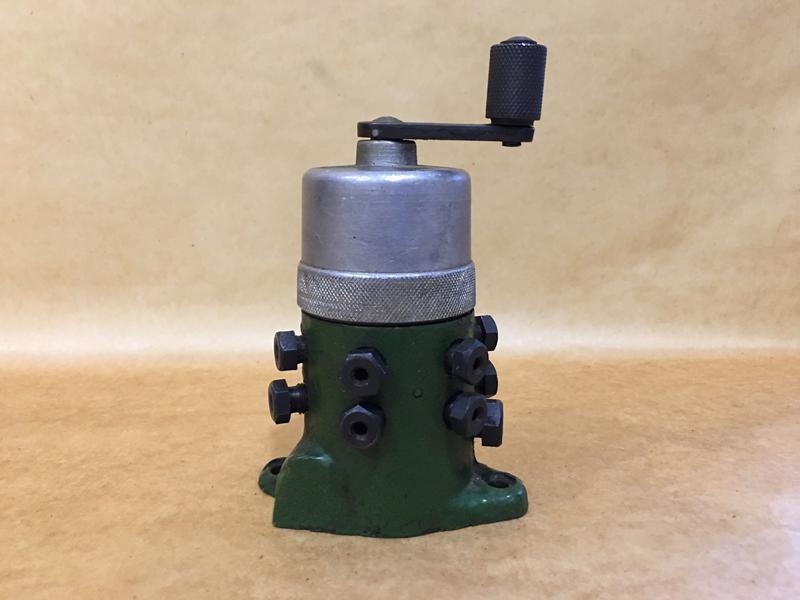Насос плунжерный - лубрикатор 212 (С17-12М), 106П (С18-11М) - Фото 5