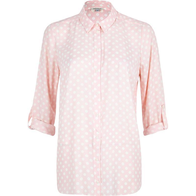 Стильная рубашка блузка river island