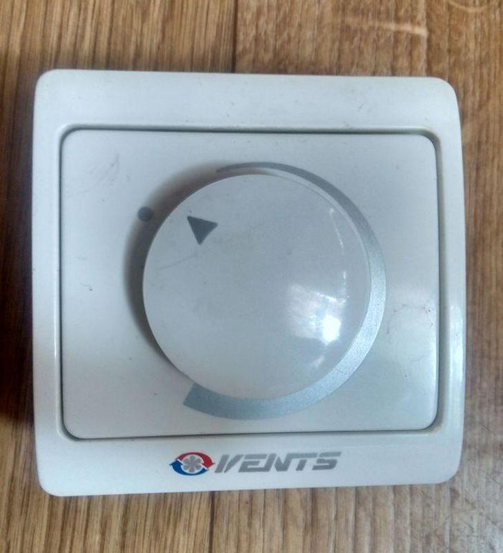 Регулятор швидкості Vents Р-1/010(без монтажної коробки)