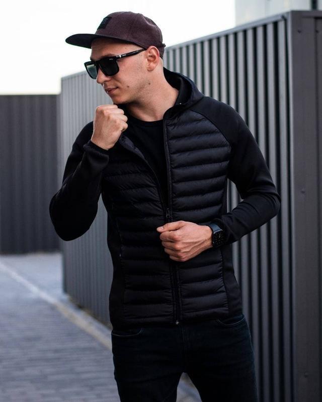 Мужская куртка на весну - Фото 2