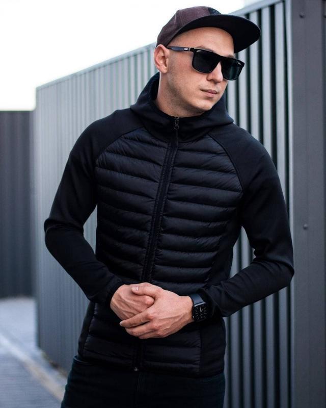 Мужская куртка на весну - Фото 3