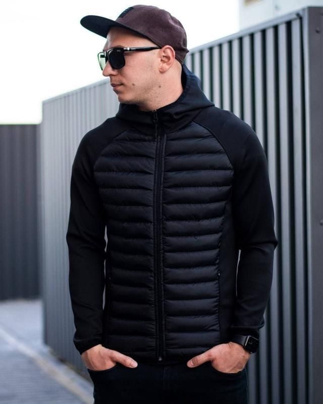 Мужская куртка на весну - Фото 4