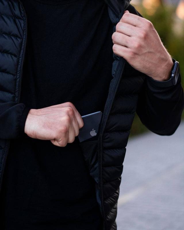 Мужская куртка на весну - Фото 7