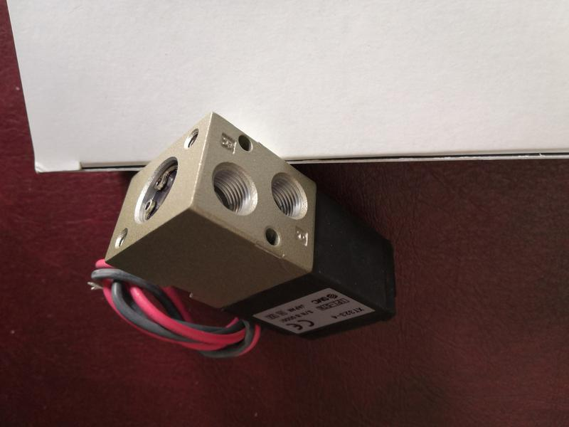 Электромагнитный клапан SMC, XT323-4