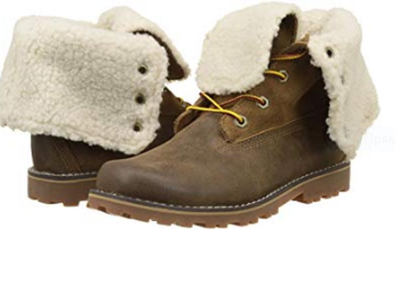 Кожаные ботинки timberland, оригинал